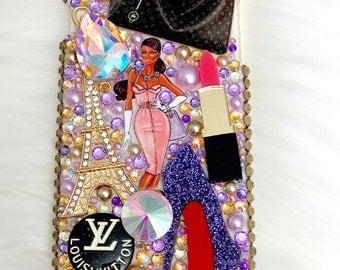 Bag addict  - Iphone 7 Case Cover
