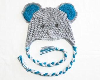 Mixed elephant Hat