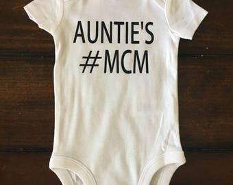 Auntie's #MCM