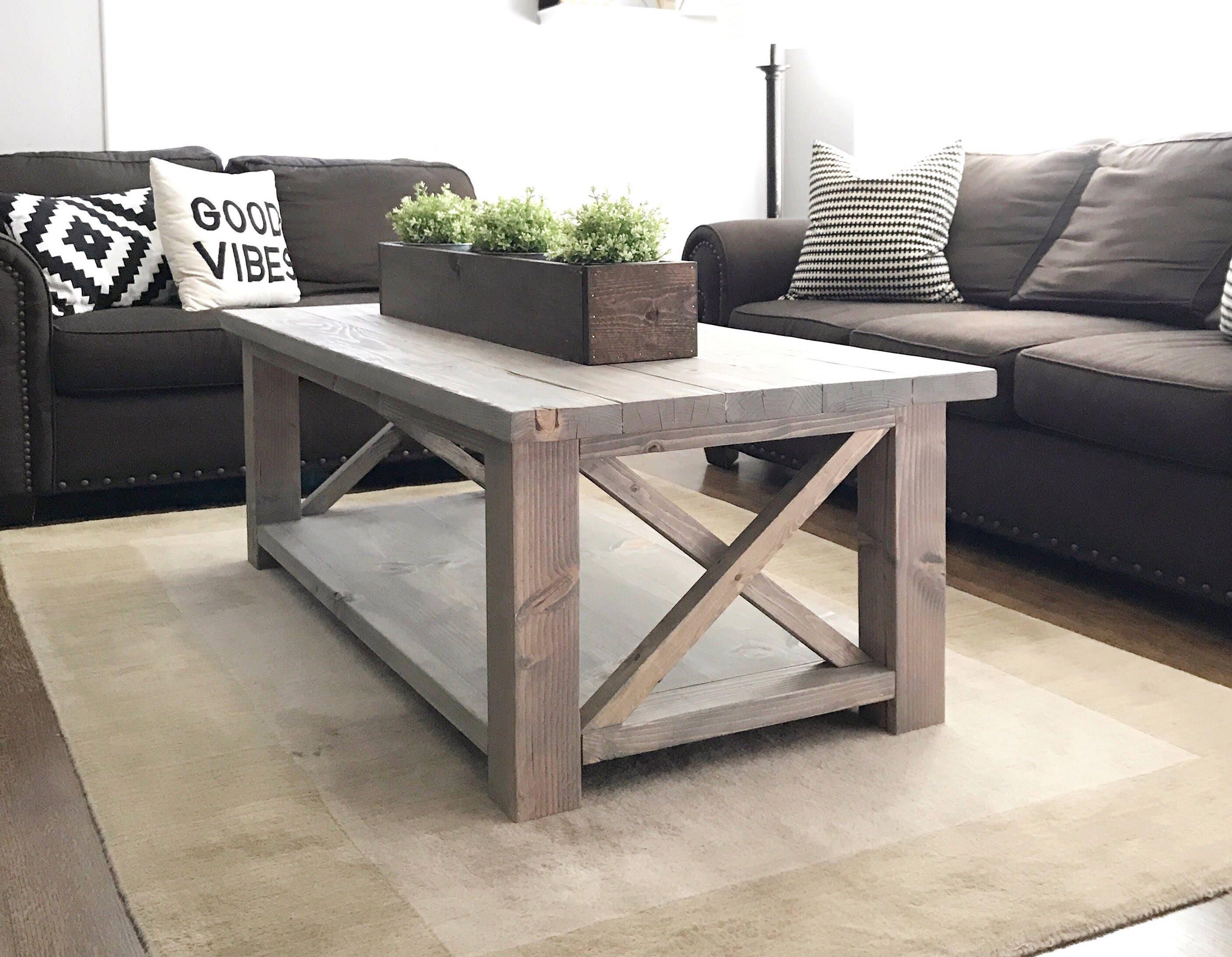 rustic coffee tablefarmhouse coffee table. Black Bedroom Furniture Sets. Home Design Ideas