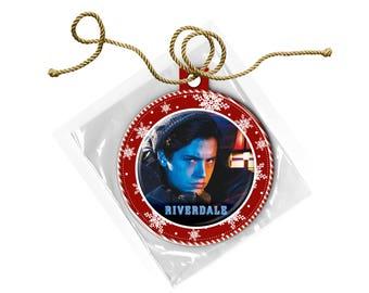 Riverdale Jughead Jones Cole Sprouse Christmas Ornament