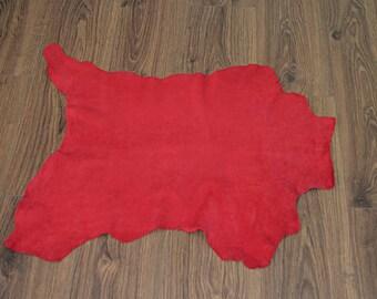 Leather skin of red velvet lamb (2017081709)