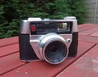 King Regula Auto-Set II. Vintage 1960s Automatic 35mm Camera