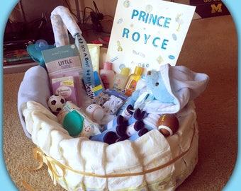 Boys Baby Shower Gift