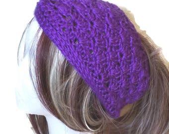 Ponytail Hat S/M Crochet