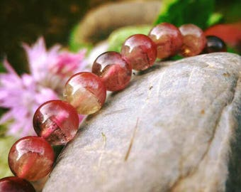 Auralite 23, opens the mind and soul, powerful spiritual, rare and highly sought after stone.