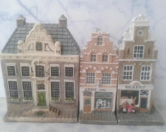 Miniature houses, Made in Holland