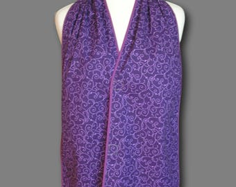 Dignified Dining Scarves, 2 sided, Clothing Protectors