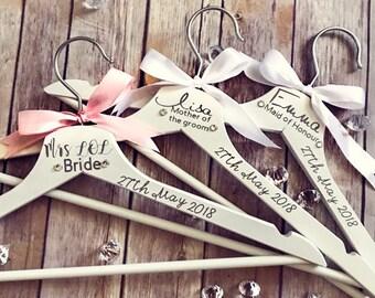Unique Hangers bride hanger rose gold | etsy