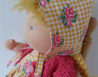 Waldorf/Steiner doll cloths