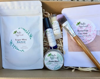 Spa Pack, Gift Pack, Gift Set, Relaxation Gift Pack, Aromatherapy Pamper Pack, Bridesmaid Pack, Pamper Pack