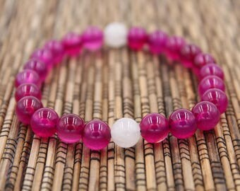 The Rose - Beaded Bracelet