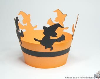 Contour cupcake - little witch Collection - free shipping