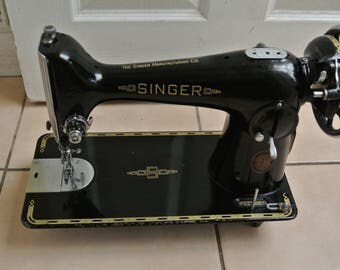 singer 201 sewing machine manual