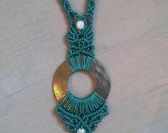 Mactame necklace