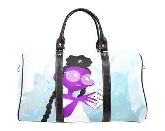 Kira, The Genie In A Sneakie Travel Bag <3 (SHIPS in 1 week)