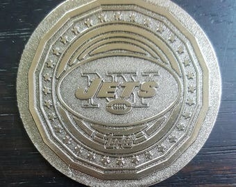 New York Jets Coin