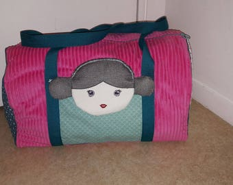personalized kids travel bag