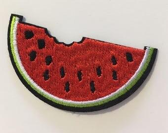 Watermelon - Iron on Appliqué Patch