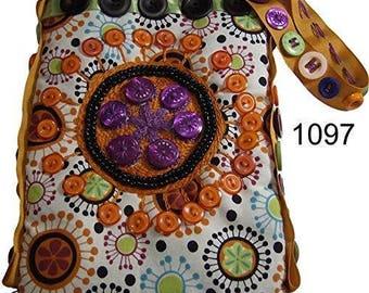 Flower stamen celebration purse #4 73/1097