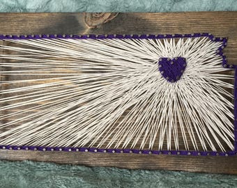 Custom String Art