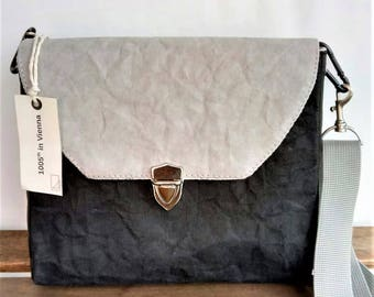 Handbag made of SnapPap, shoulder bag