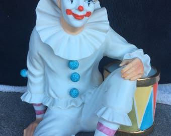 Carnival of Clowns Figurine Ben Black by Doulton 1983 Signed Limited Edition #244