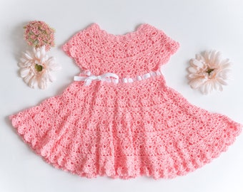 Baby girl dress / christening dress /party dress