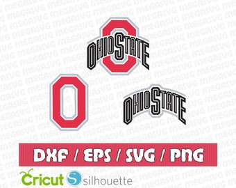 Ohio State Buckeyes Svg Dxf Eps Png Cut File