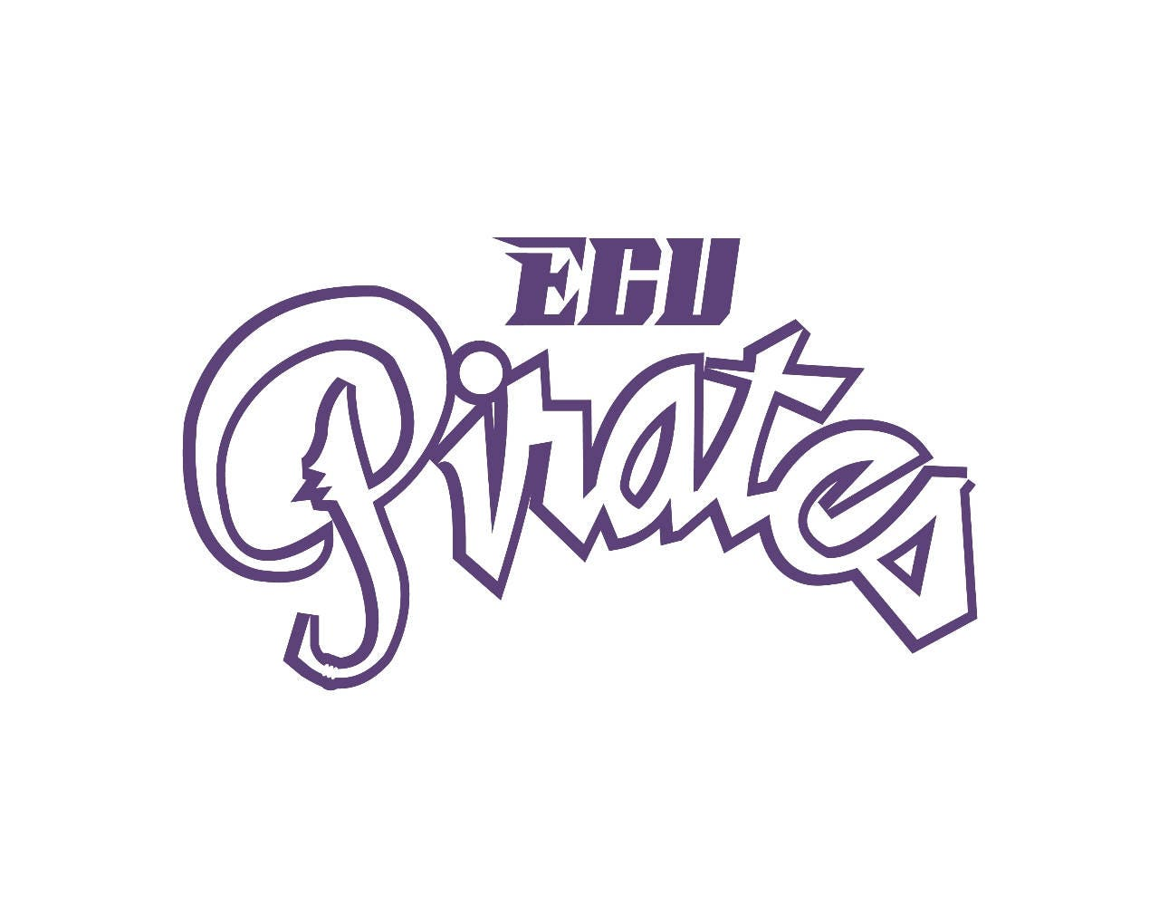 Ecu Pirates Svg Dxf Eps Png Cut File Pack From Megasvg On