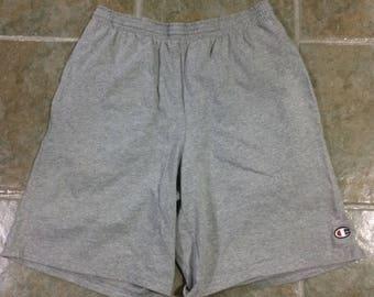 Champion Shorts Grey Medium