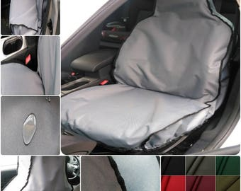Volvo S80 Front Seat Covers (2006 - present)