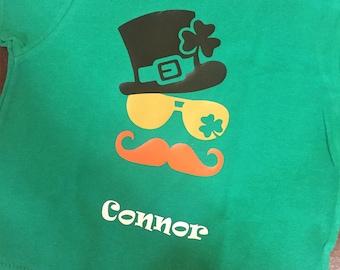 St. Patrick's Mustache