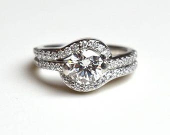 Engagement ring for sale - 1.51ct