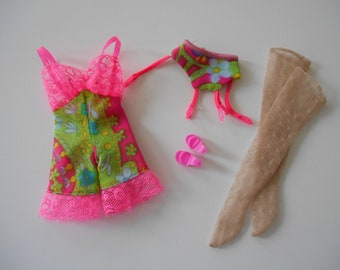 Vintage Barbie Underliners 1821 (1968 - 1969)