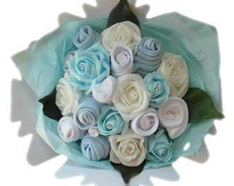 Baby Clothes Bouquet - Small