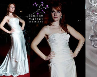 Lydia wedding dress | Etsy