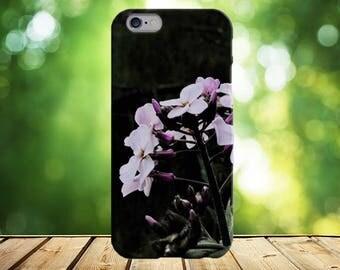 Dark Flowers Phone Case