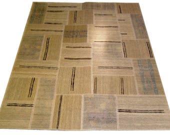 Persian Patchwork Kilim Rug PRH102, 173x242