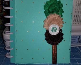Girl Scouts planner band