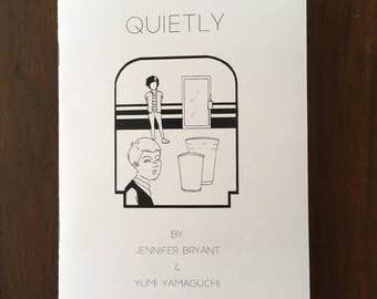 Quietly Minicomic - Norman Door