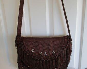 cross body, steampunk bag