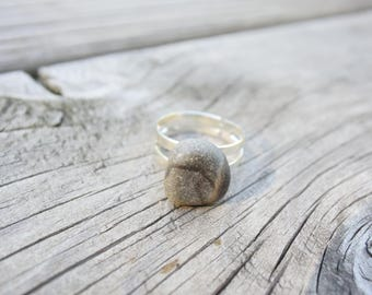 Pebble Adjustable Ring