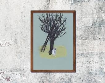 Tree spirit - original drawing