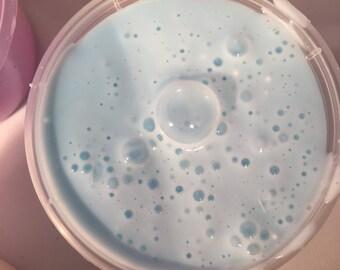 Baby blue retro slime