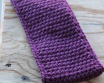 Ear Warmer - Grape / Purple