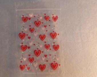 PLASTIC HEART SACHET