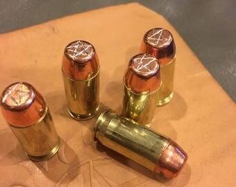 Supernatural Devil's Trap Bullets