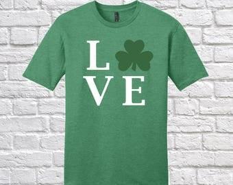 St. Patrick's Day Shirt, Irish Shirt, St. Patty Shirt, Shamrock Shirt, Party Shirt, Gift For Him, I Got Lucky Shirt, Short Sleeve Shirt