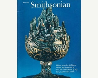 Smithsonian Magazine April 1980